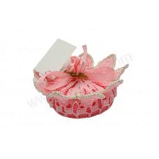 Poročni konfet - milo/roza