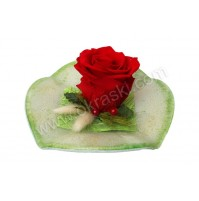 Konfet-steklen/rdeča vrtnica-obdelana 3