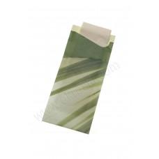 Žepek za servieto ali menu karto 3 (zelen)