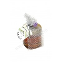 Poročni konfet - med/vrtnica