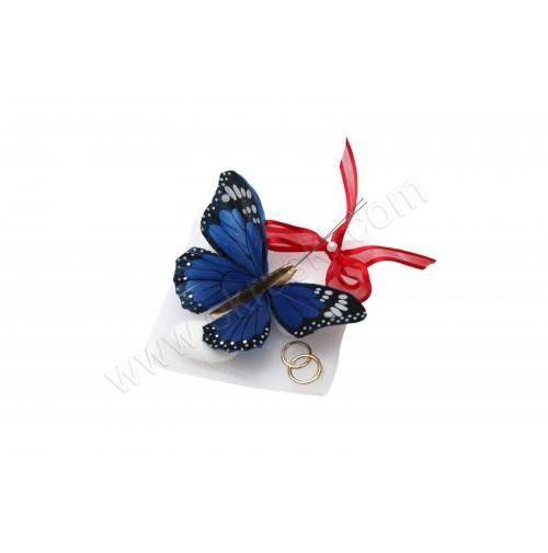 Poročni konfet - METULJ