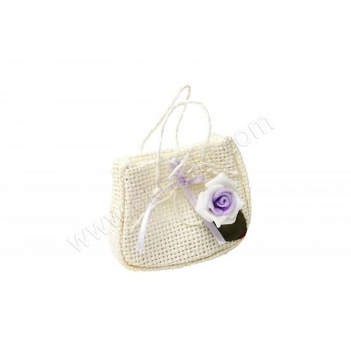 Poročni konfet - torbica 3