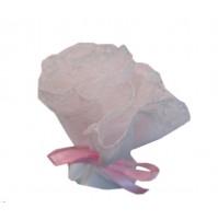 Poročni konfet - čipka