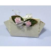 Poročni konfet  v torbici 1