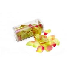 Cvetni lističi - roza/rumeni