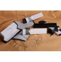 Vabilo - belo/črna - škatlica