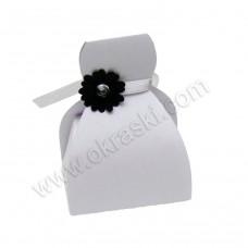 Poročni konfet - nevesta/rožica