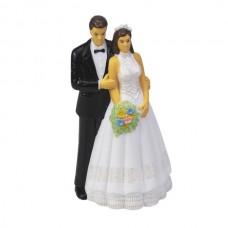 Poročna figura - ženin in nevesta 02