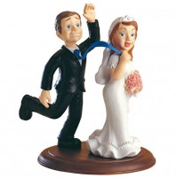 Poročni par - smešen 5