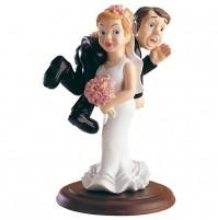 Poročni par - smešen 6
