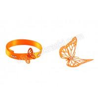 Poročni-komplet-oranžen-metulj-velik
