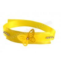 Poročna-zapestnica-rumena-metuljček