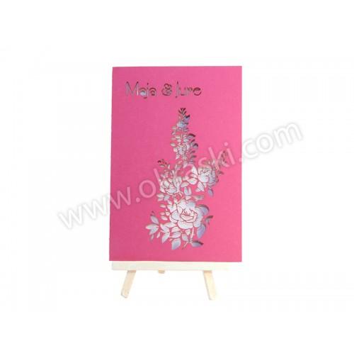 Poročno-vabilo-karton-ciklama-roža