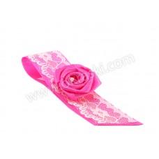 Poročni-naprsni-šopek-pink-vrtnica-unikat