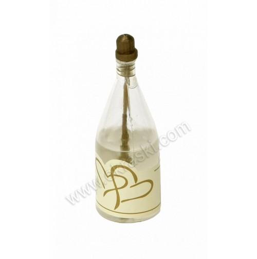 Milni mehurčki - zlati/šampanjec