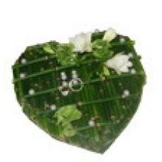 Poročna blazinica /cvetje-snake palčke