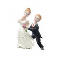 Poročni par - smešen 4