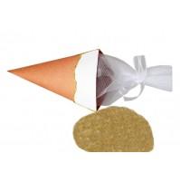 Poročna piramida - oranžna