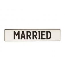 Tablica - MARRIED