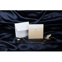 Vabilo - šampanjec/zlata srčka
